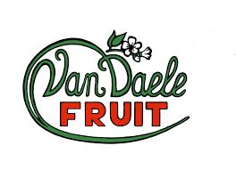 logo van daele fruit